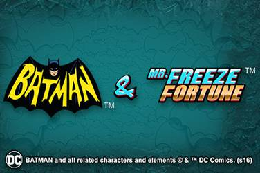 Batman & Mr. Freeze