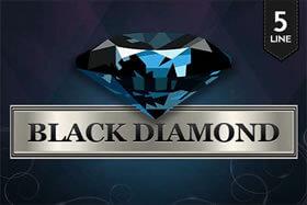 black diamond 25 lines online slots