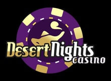 Desert Nights Online Casino logo