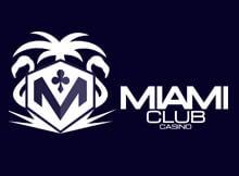 Miami Club Online Casino logo