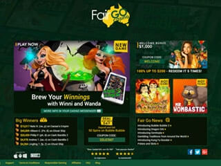 fairgo pc screenshot