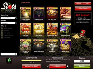 slots capital download screenshot