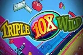 triple 10x wild online slots