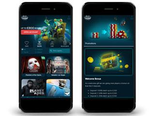 Casino Land Mobile