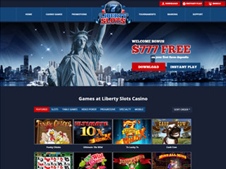 Liberty Slots Casino PC