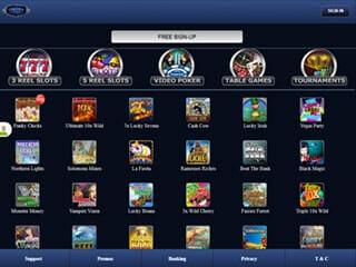 Lincoln Casino PC1