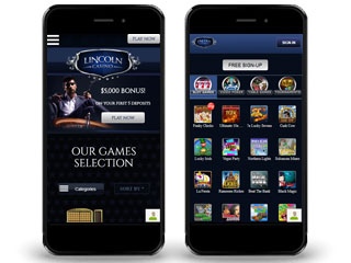 Lincoln Casino Mobile