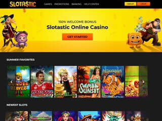 Slotastic Casino PC