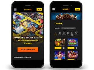 Slotastic Casino Mobile screenshot