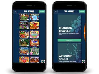 Thunderbolt Casino Mobile