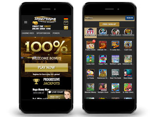 Intertops Casino Classic Mobile