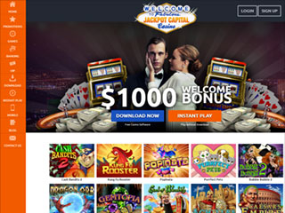 Jackpot Capital Casino PC