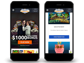 Jackpot Capital Casino Mobile