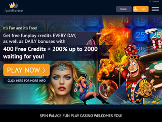 Spin Palace PC1 Screenshot