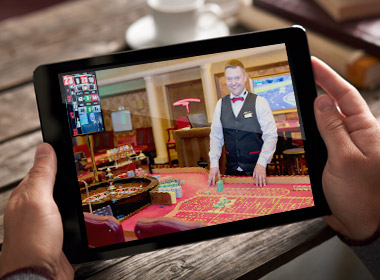 Live Roulette on your phone
