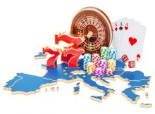 Europe goes for online casinos, big time!