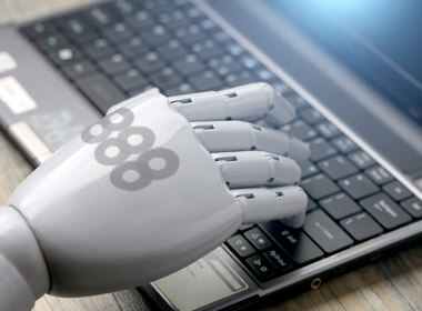 888 introduces artificial intelligence