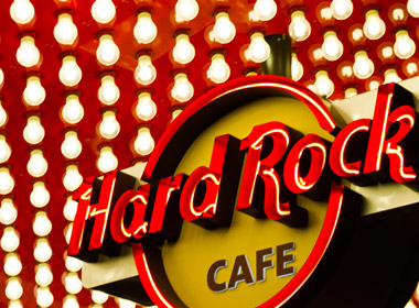 Hard Rock and NetEnt team up