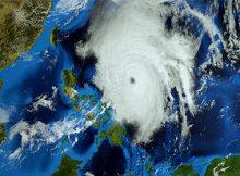 Billions lost in typhoon