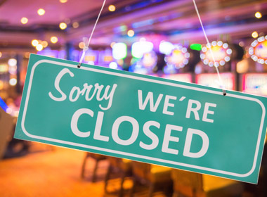 Some Casinos Open and Others Close