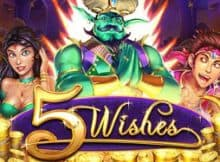 5 wishes online slot