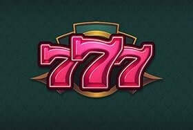 777 slot game logo