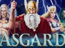 asgard online slot logo