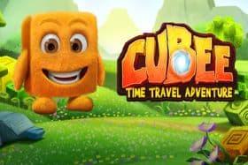 cubee online slot logo