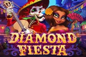 Diamond Fiesta game logo