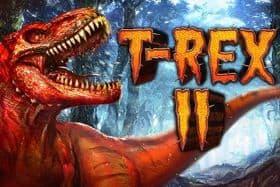 TRex II game logo