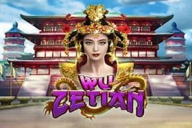 Game logo Wu Zetian