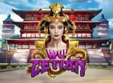Wu Zetian game logo