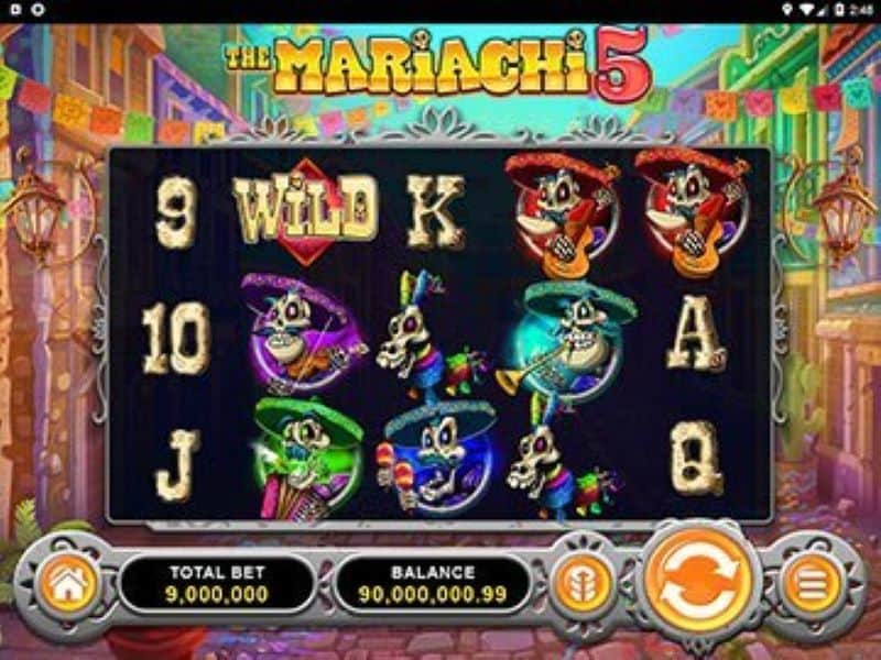Lion slots free spins