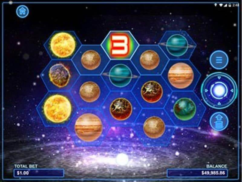 screenshot of Pulsar online game