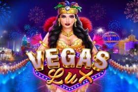 Game logo Vegas Lux