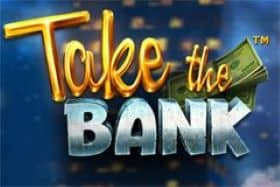 Take the Bank game logo