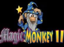 logo Magic Monkey II slot game