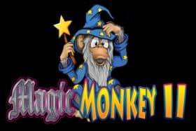 logo Magic Monkey II slot game