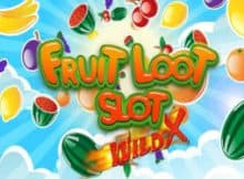 Logo Fruit Loot Slot Game