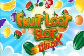 Logo Fruit Loot Slot Game